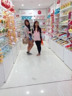 Candyshops everywhere!