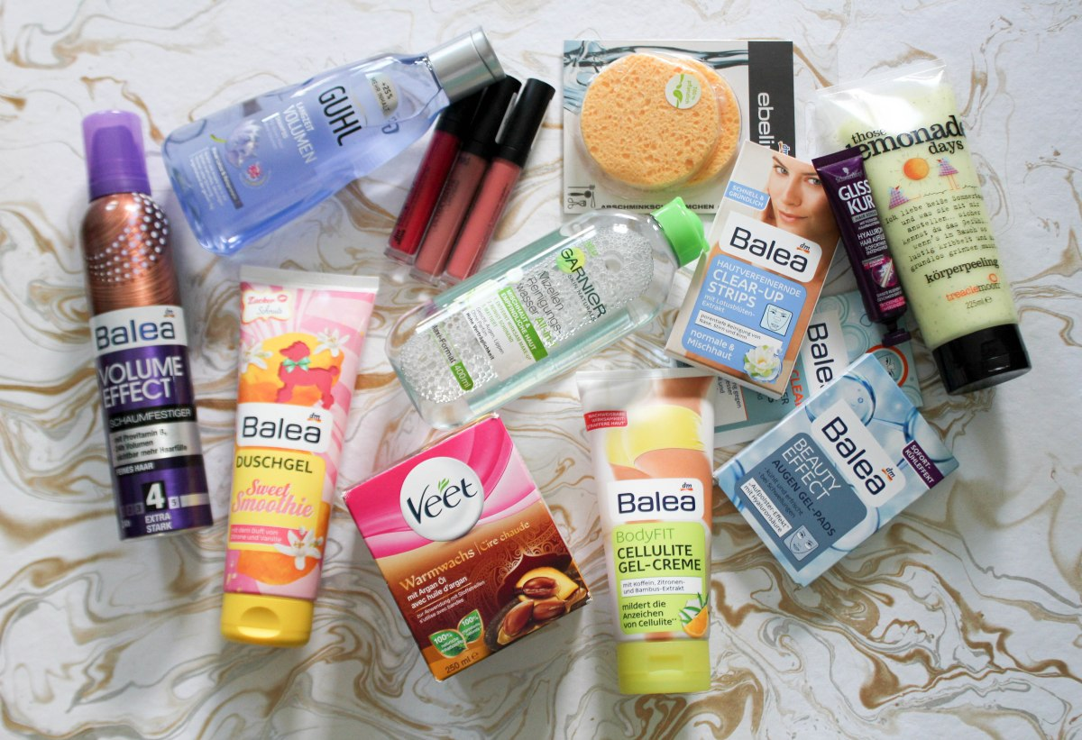 DM Drugstore Haul