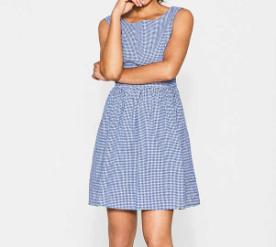 Vichy Kleid